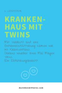 Krankenhaus mit Twins